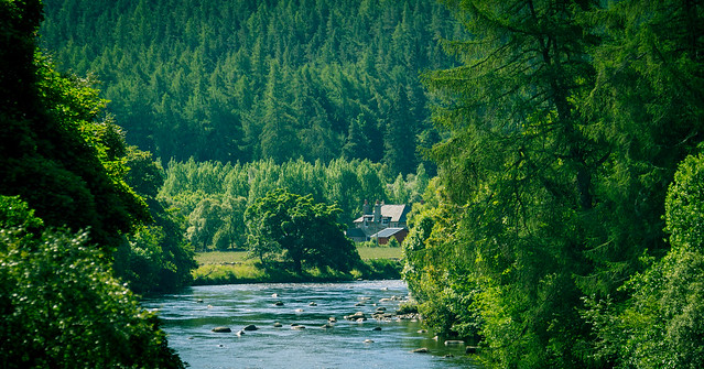 UK - Scotland - Cairngorms National Park
