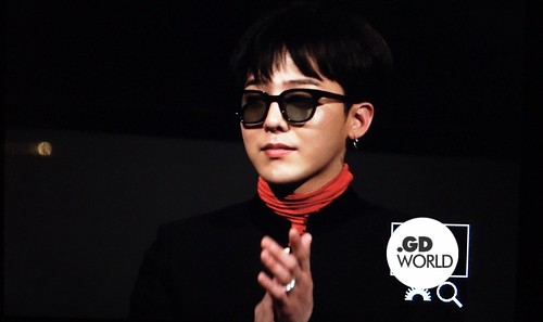 Big Bang - Movie Talk Event - 28jun2016 - GD World - 02