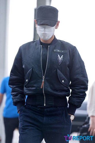 Big Bang - Incheon Airport - 26jun2015 - TV Report - 19