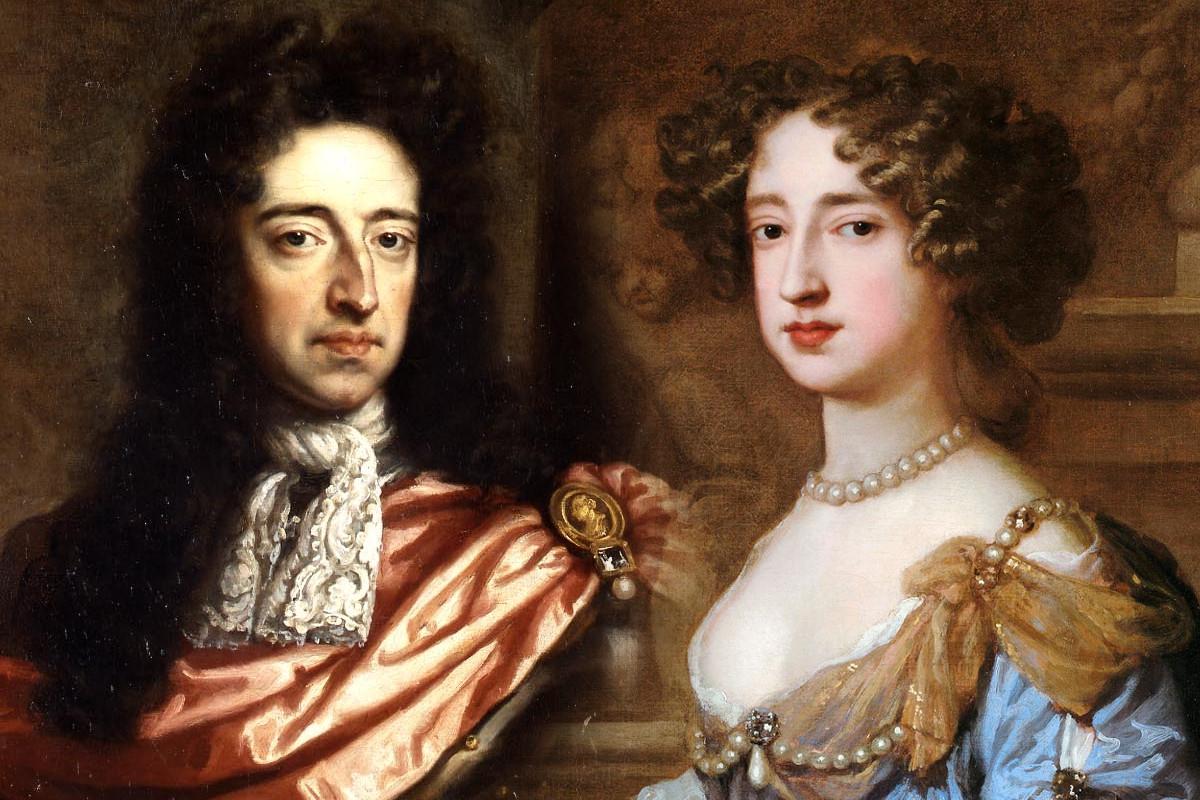 William III and Mary II