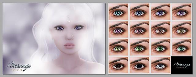 MESANGE - River Eyes
