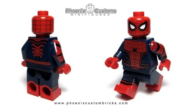 Arachnid Hero V2 - Available on Sat. 10/1