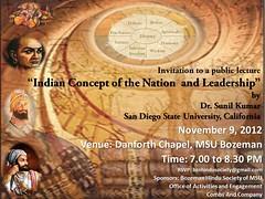 A Free Public Lecture