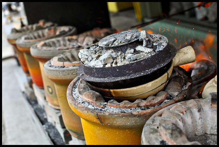Charcoal Claypot