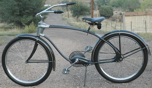 1938 Prewar Sears Elgin Twin by luxlowbikes on Ebay