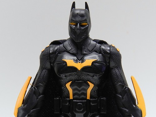 Mattel Halloween Batman Figure Review