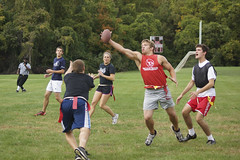 Intramural Flag Football | Fall 2012