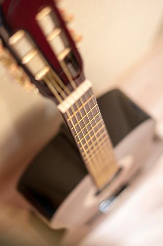Guitar by Valentyn Chub