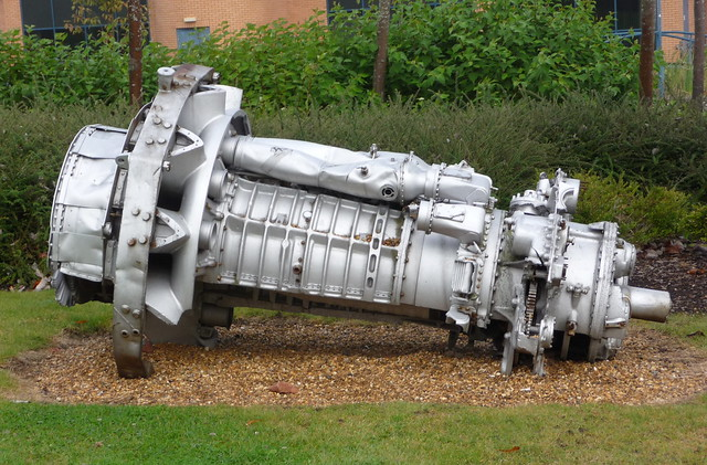 Rolls Royce Parkside Coventry Oct12 Flickr Photo Sharing