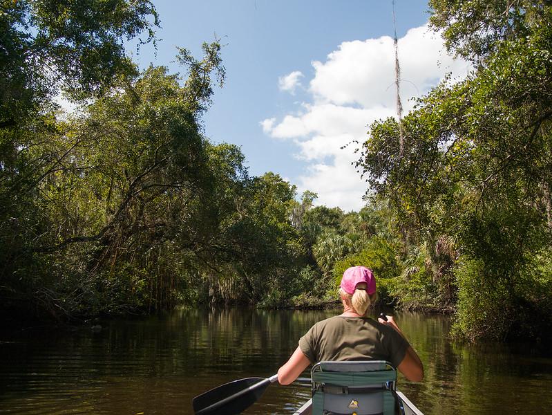 Canoe Outpost - Little Manatee River