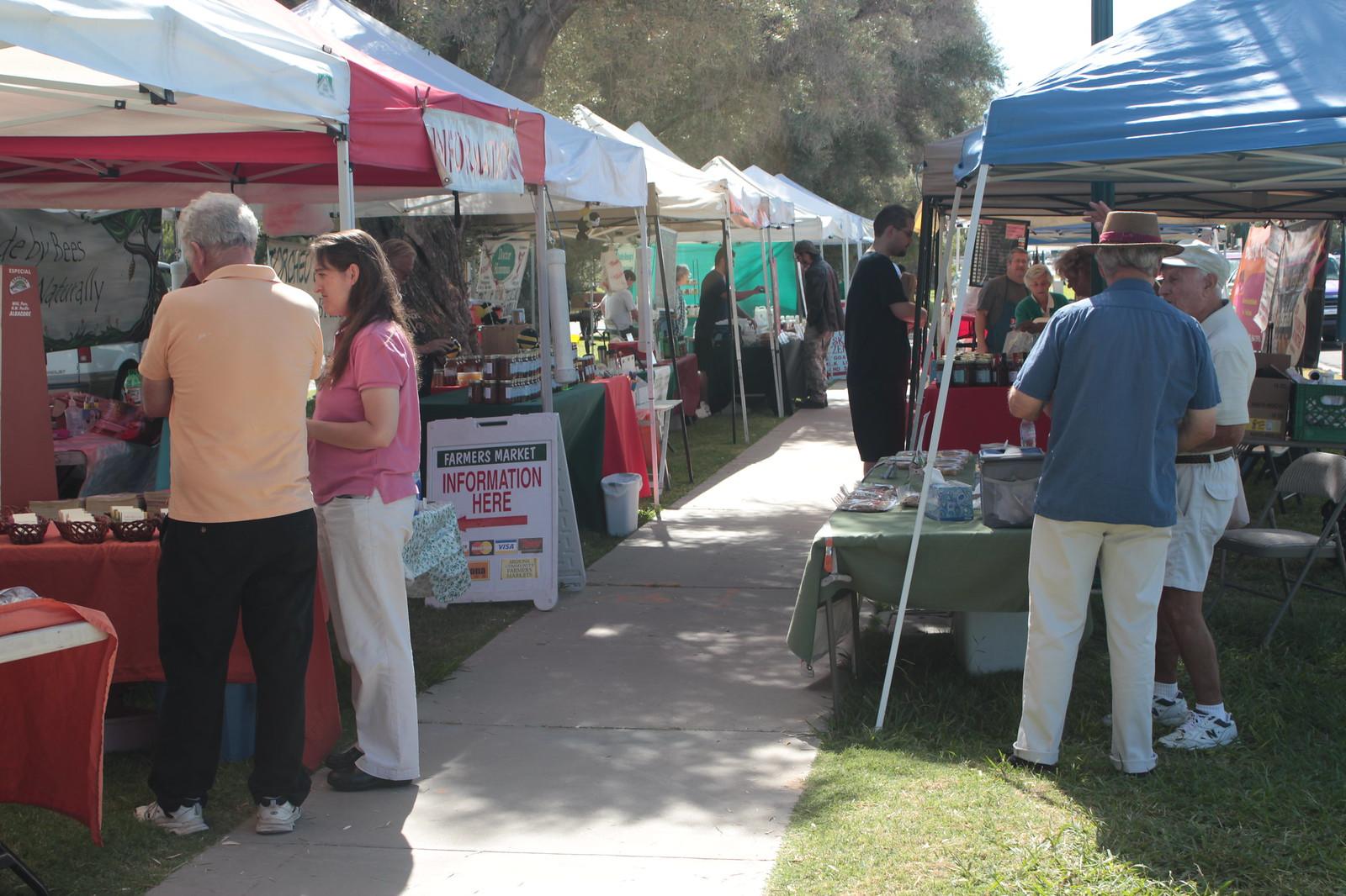 Mesa's Friday Market