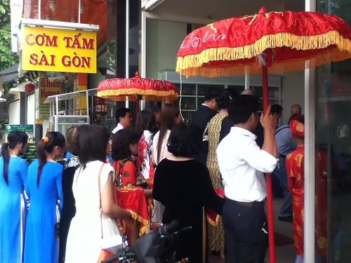 越南人结婚