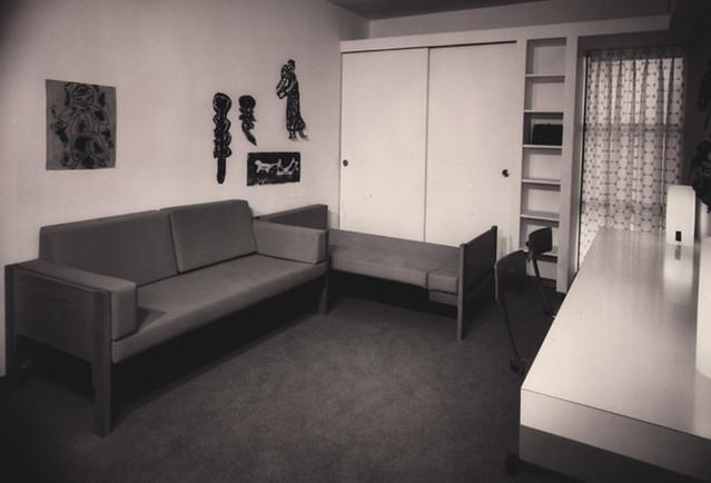 Habitat67 photo10 (intérieur 1968)