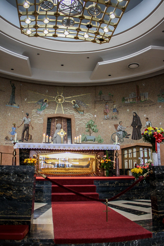 St Francis Xavier Cabrini Shrine