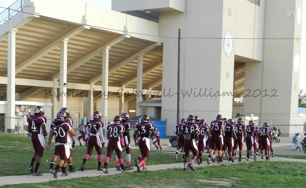 Killeen High School Varsity vs  Shoemaker 10-12-2012 (8) | Flickr