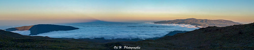 sunset panorama landscape sony nuages paysages coucherdesoleil panoramique volcan pitondelafournaise pitondesneiges nex5n