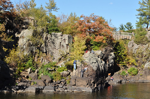 Taylors Falls Rock Climbers