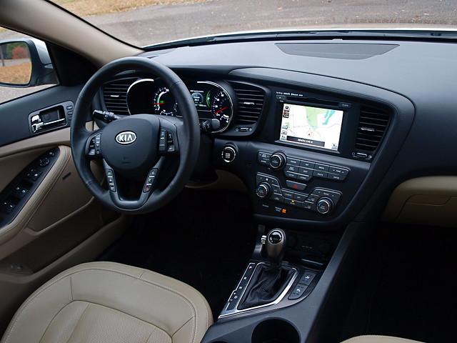 2012 Kia Optima Hybrid 14