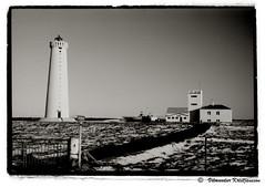Garðskagaviti - The Garðskagi lighthouse