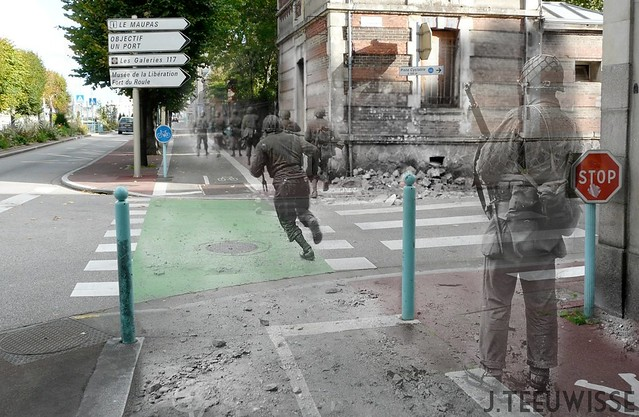 Ghosts of war - France; The other side