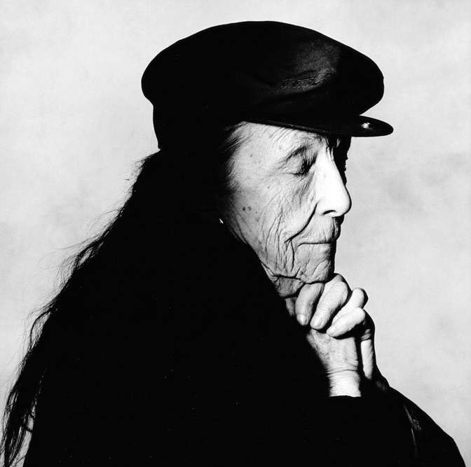 Photos by irving penn everyday i show for Irving penn gallery