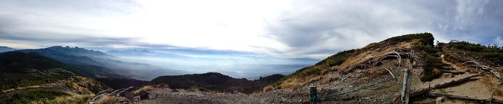 北横岳北峰