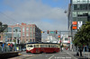 MUNI F-LINE CARS--1007 lv 4th Street/King Station OB by milantram