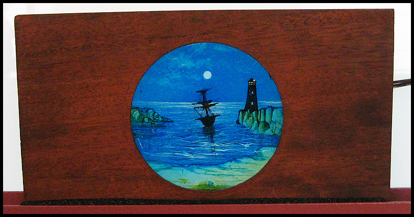 Magic Lantern Slide I