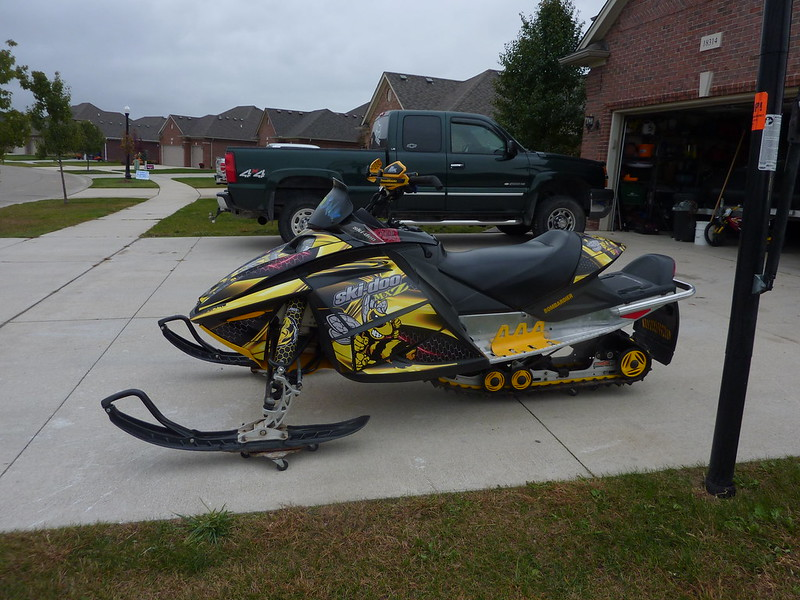 how to change chaincase oil ski doo