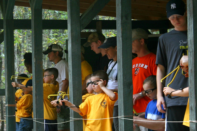 Cub Scout Family Camp {October 2012}