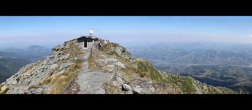 sky mountains mare romania hegy transylvania borsa ég nagy erdély rodna panoráma hegyek muntii rodnei pietrosul radnai havasok kárpátok csúcs pietrosz