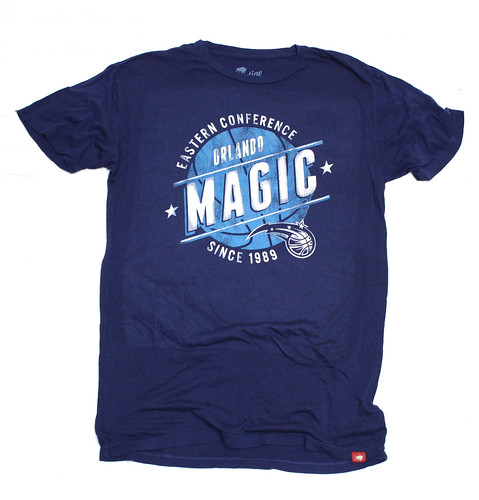 ORLANDO MAGIC HARLEM SHIRT BY SPORTIQE