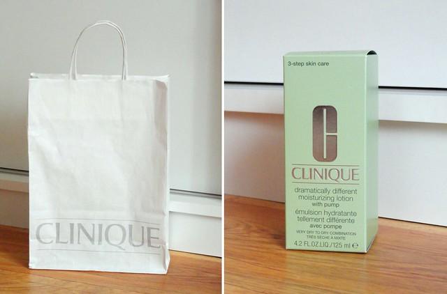 clinique nákup