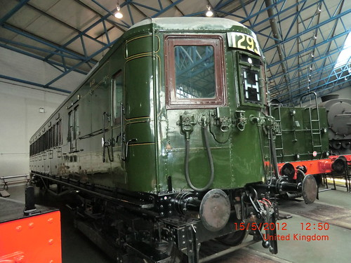 Motor Coach Southern Railway Our Collection National
