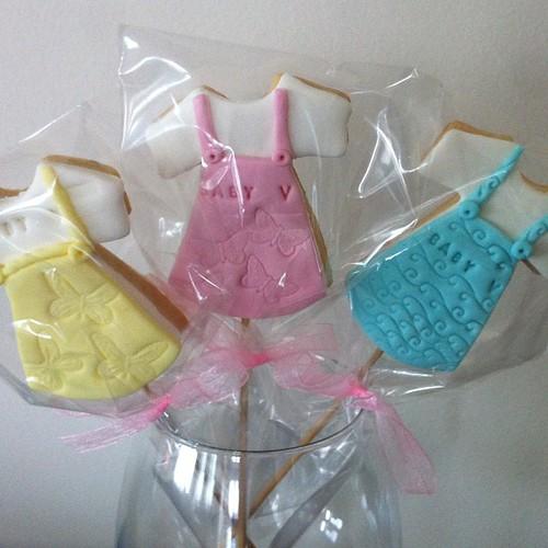 Bebek elbiseleri fasadura kurabiyeleri by l'atelier de ronitte