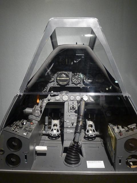 Cockpit: Focke Wulf Fw 190 D-9