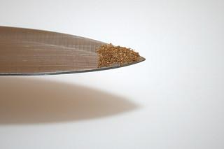 11 - Zutat Koriander / Ingredient coriander