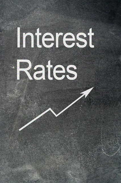 Interest Rates Increasing from Flickr via Wylio
