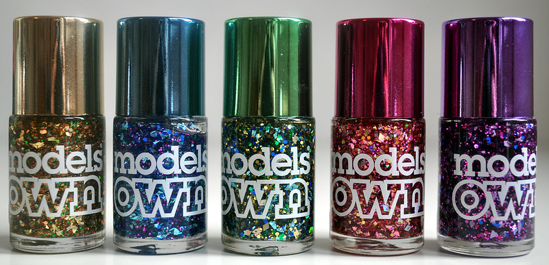 models own nail polishes 7