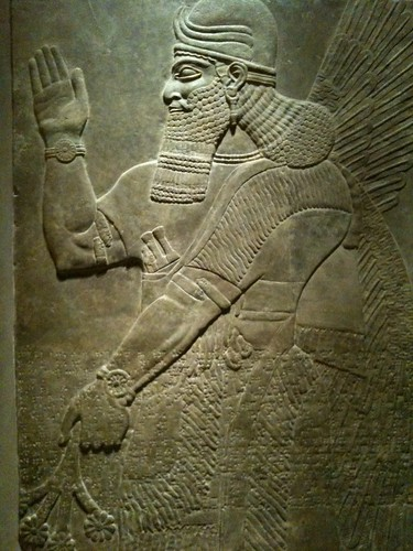 Assyrian High Five