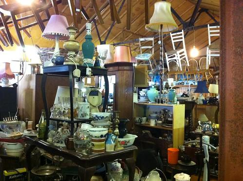 Junk Shop, Castle Douglas