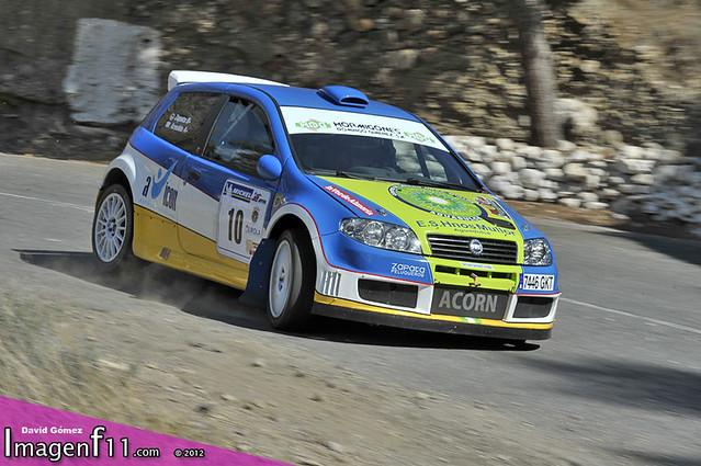 """""""Rallye costa de Almería 2012"""""""