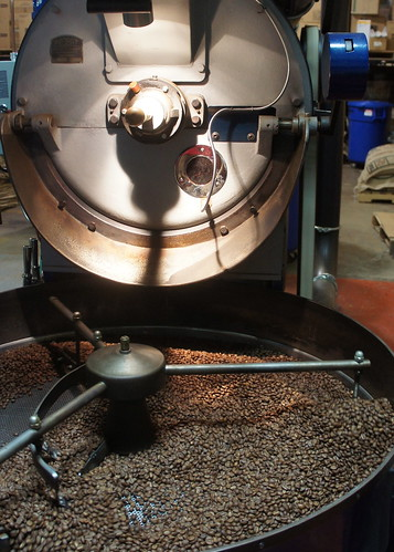 Roasting at Metropolis Chicago