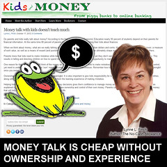 Money Talk Is Cheap Without Ownership And Experience