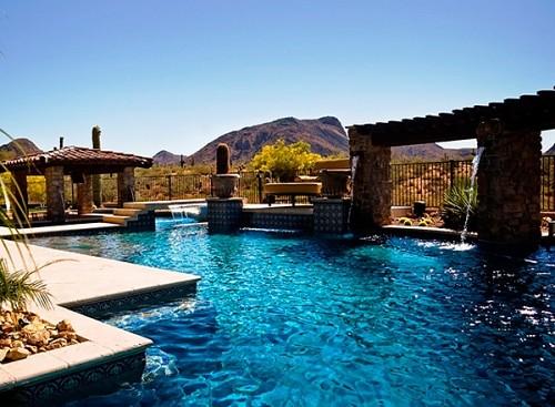 Swimming Pools Arizona Type
