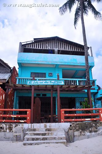 Lally & Abet Beach Hotel, El Nido, Palawan