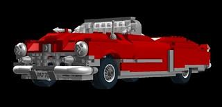Cadillac 1953 Eldorado Convertible