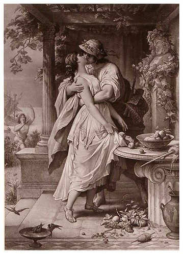 012-Dora-Goethe-Galerie…1867- W. von Kaulbach- Universität Düsseldorf