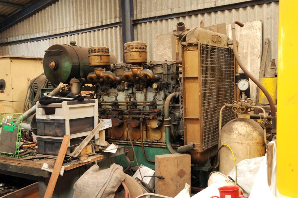 Mclaren Diesel Generator More Well Known For Their Steam