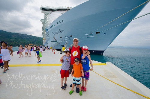Allure of the Seas in Labadee Haiti (1 of 8)
